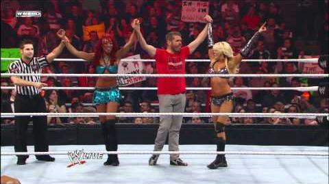 January 16, 2012 Monday Night RAW