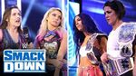 Bayley & Sasha's self-organized tribute gets derailed by Bliss & Cross- SmackDown, July 3, 2020