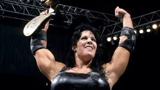 Chyna wins her first Intercontinental Championship No Mercy 1999