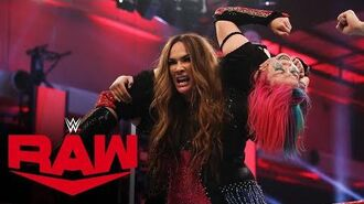 Asuka vs. Nia Jax – Raw Women's Championship Match- Raw, June 15, 2020