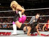 August 26, 2013 Monday Night RAW