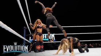 Tensions explode between Trish Stratus and Mickie James at historic pay-per-view- WWE Evolution 2018