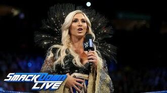 Charlotte Flair and Naomi react to the Women's Royal Rumble Match- SmackDown LIVE, Dec. 19, 2017