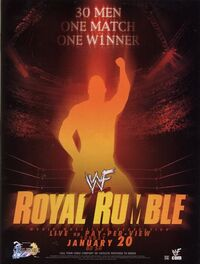 Royal Rumble 2002 Poster
