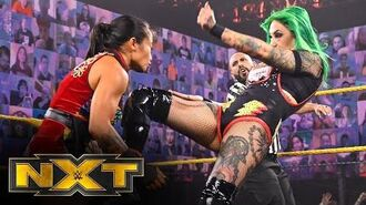 Shotzi Blackheart vs. Xia Li- WWE NXT, Oct. 7, 2020
