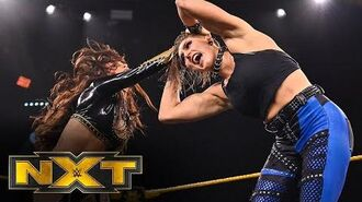 Rhea Ripley vs. Aliyah- WWE NXT, June 24, 2020