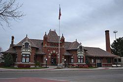 File:Depot (Nampa, Idaho).jpg