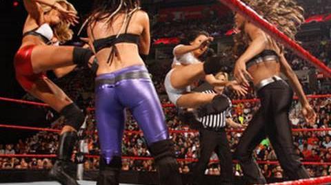 March 8, 2010 Monday Night RAW