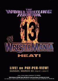 WrestleMania13
