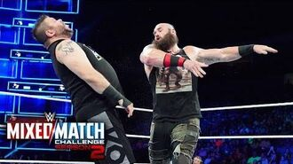 Braun Strowman finally gets his hands on Kevin Owens during the first night of WWE MMC- Season 2