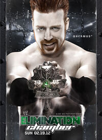 Elimination Chamber 2012 Promotional Poster