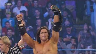 Intercontinental Champion John Morrison vs. Eric Escobar