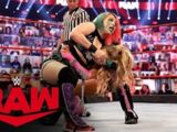 October 19, 2020 Monday Night RAW