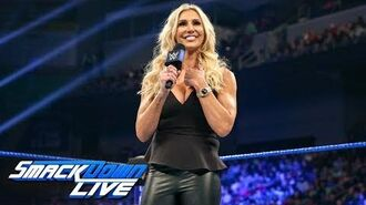 Charlotte Flair to dedicate WrestleMania win to Becky Lynch- SmackDown LIVE, Feb. 12, 2019