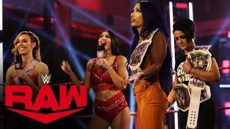 The IIconics ruin Bayley's birthday- Raw, June 15, 2020