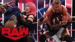 McIntyre & Asuka vs. Ziggler & Banks – Champions vs. Challengers Match- Raw, June 29, 2020