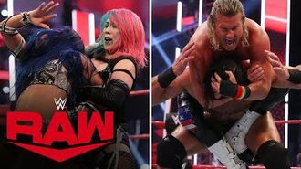McIntyre & Asuka vs. Ziggler & Banks – Champions vs. Challengers Match- Raw, June 29, 2020