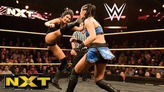 Daria Berenato vs. Billie Kay- WWE NXT, Dec. 21, 2016