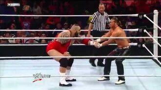 Raw - Raw- Brodus Clay vs