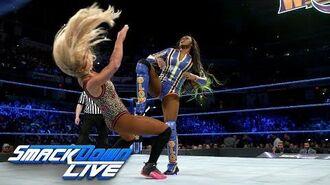 Naomi vs. Carmella- SmackDown LIVE, March 13, 2018