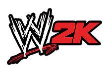 WWE video game series logo