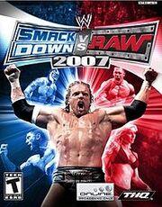 200px-WWE SmackDown vs Raw 2007