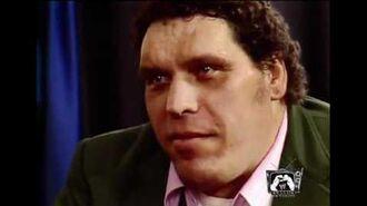 Hulk Hogan vs Andre The Giant - WM III Promo