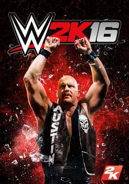 WWE2K16 Boxart