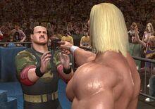 LOW- Hulk Hogan vs