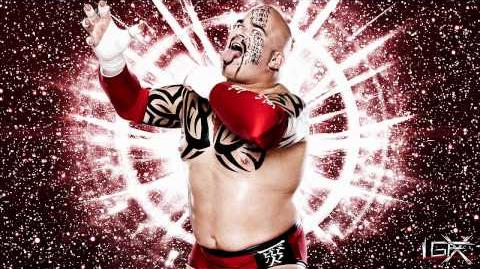 2012 Lord Tensai 11th WWE Theme Song - Shrine High Quality Download Link