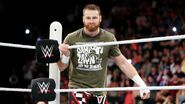 Sami challaging Cena