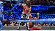 Shinsuke Nakamura comes from out of nowhere