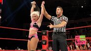 Alexa wins Womens Champion