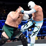 Sin Cara tries to fight back