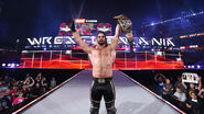 Seth-Rollin won the wwe champion