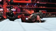 Braun sends Kane straight to hell