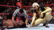 Goldust defeated Truth