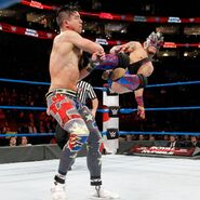 Perkins hits from Kalisto