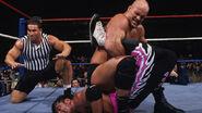 Steve-Austin Bret-Hart WrestleMania 13