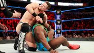 The Miz tries taking control on Big E