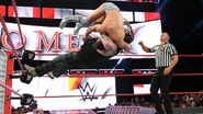 Wyatt suplex Balor off the turnbuckle