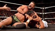 Bobby Roode against Cien