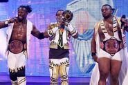 The-new-day WWE