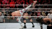 Dolph Ziggler returns to action in the Royal Rumble Match