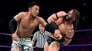 Neville pulled Tozawa arm