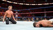 Ziggler interrupt Roode victory