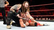 Wyatt trapping Jordan