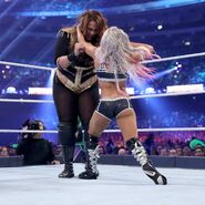 Bliss takes a fight back at Nia Jax
