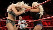 Dana attacking Charlotte