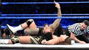 Jimmy Uso pins Gable